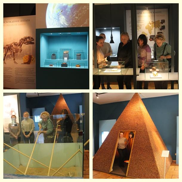 Интерактивно-познавательная выставка «Янтарь – второе солнце. Начало» коллаж2.jpg