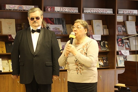 Концерт в РГБС незрячего певца Юрия Николаевича Сарафанова «Три юбилея450.JPG