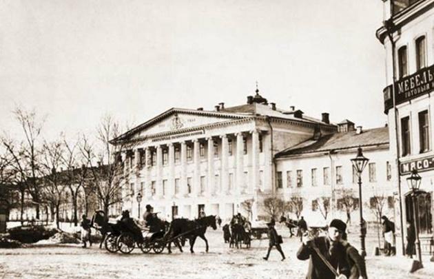 Ново-Екатерининская больница. Вторая половина XIX века.630.jpg