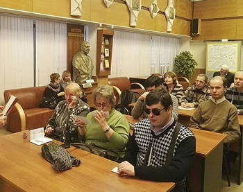Встреча в клубе «Друзья», посвященная домашним животным, «Мы в ответе за тех, кого приручили»_350.jpg
