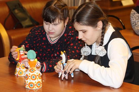Передача на интернет-радио РГБС «Дымковская игрушка»550.JPG