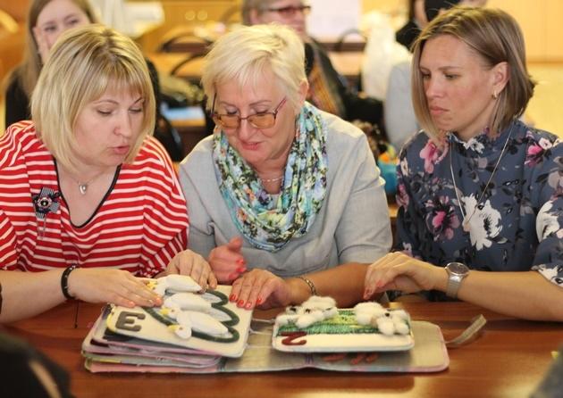 Российская государственная библиотека для слепых не первый год взаимодействует с волонтёрскими организациями.jpg