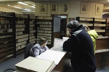Книжно-иллюстративная выставка-совет «Библиотекарь предлагает» в РГБС_350.jpg